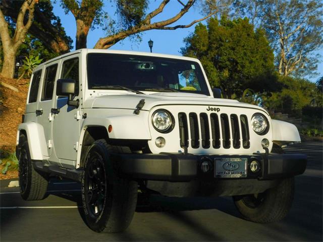 2018 Jeep Wrangler (CC-1436726) for sale in Santa Barbara, California