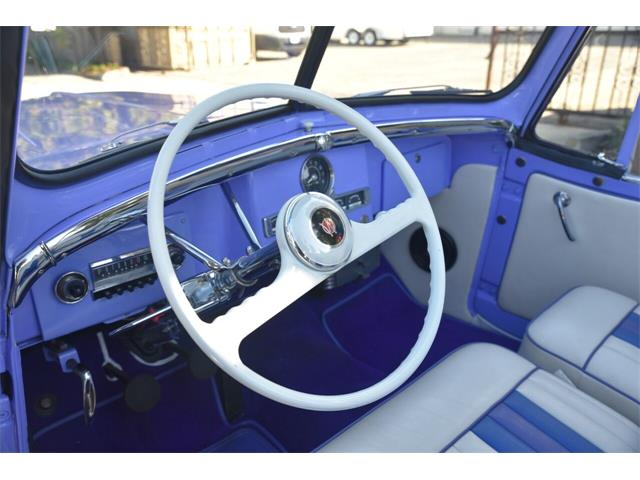 1950 Willys-Overland Jeepster (CC-1436727) for sale in Santa Barbara, California