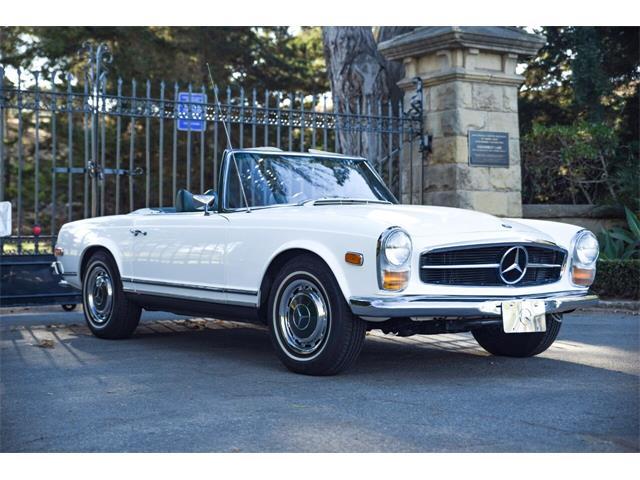 1969 Mercedes-Benz 280 (CC-1436728) for sale in Santa Barbara, California
