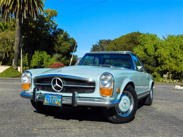 1971 Mercedes-Benz 280 (CC-1436729) for sale in Santa Barbara, California