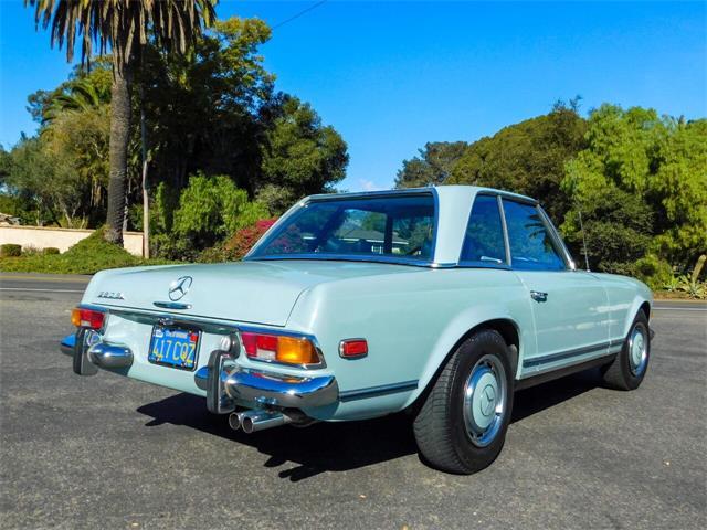 1971 Mercedes-Benz 280 (CC-1436729) for sale in Santa Barbara, California