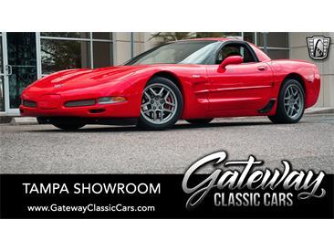 2003 Chevrolet Corvette (CC-1430673) for sale in O'Fallon, Illinois