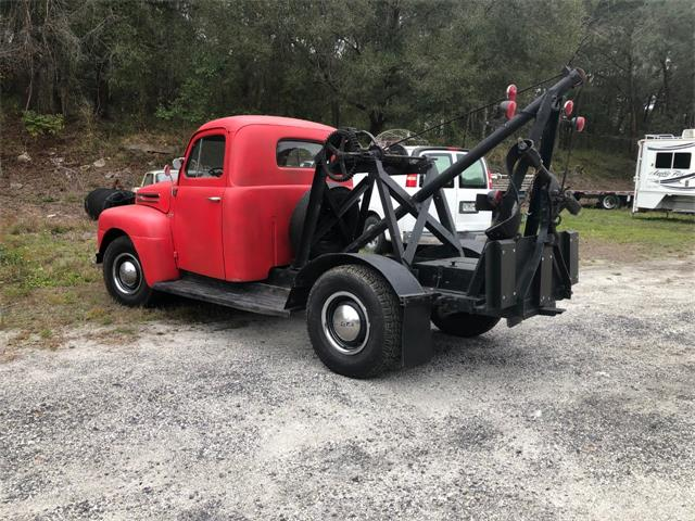 1950 Ford Tow Truck (CC-1436734) for sale in Dade City, Florida