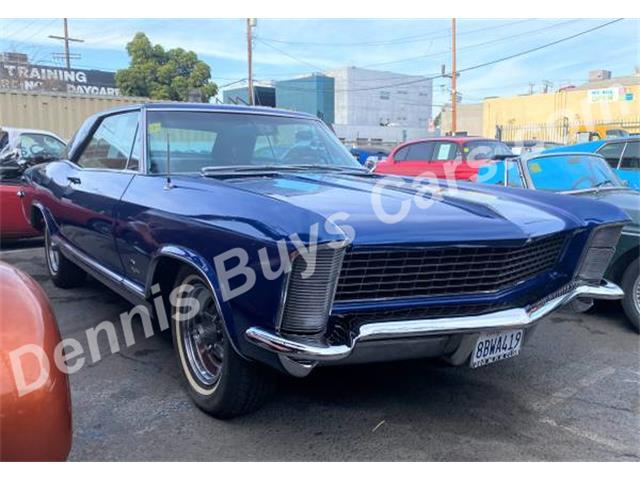 1965 Buick Riviera (CC-1436737) for sale in Los Angeles, California