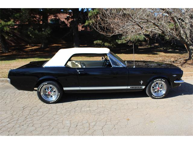 1965 Ford Mustang (CC-1436739) for sale in Roswell, Georgia