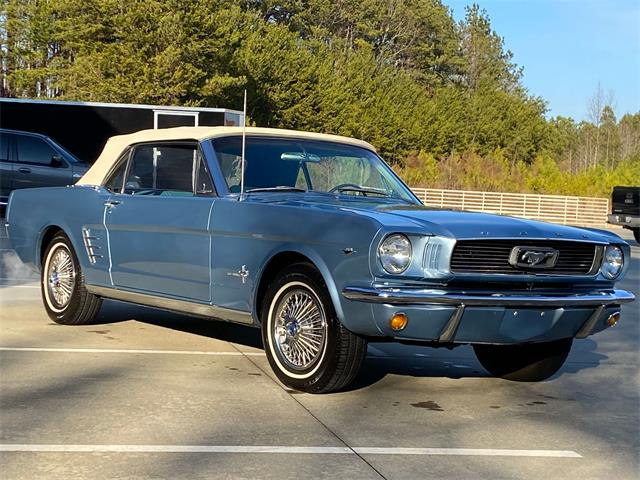1966 Ford Mustang (CC-1436742) for sale in Buford, Georgia
