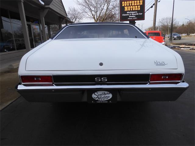 1970 Chevrolet Nova SS (CC-1436744) for sale in Clarkston, Michigan