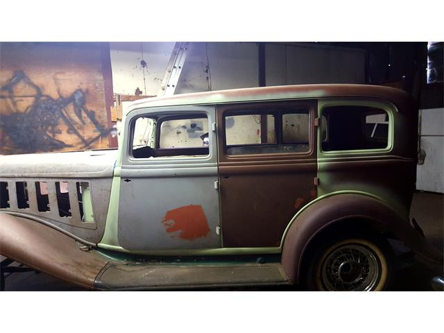 1933 Chrysler 4-Dr Sedan (CC-1436745) for sale in Louisville, Kentucky