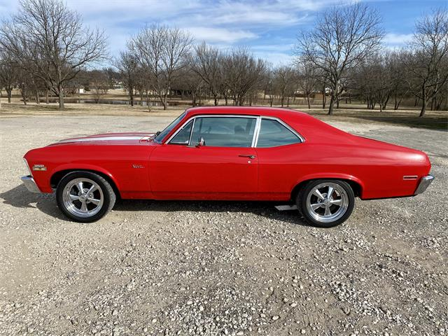 1972 Chevrolet Nova (CC-1436748) for sale in Sherman , Texas