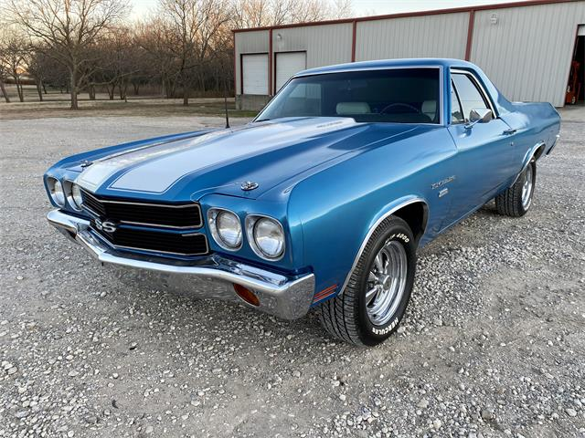 1970 Chevrolet El Camino (CC-1436755) for sale in Sherman, Texas