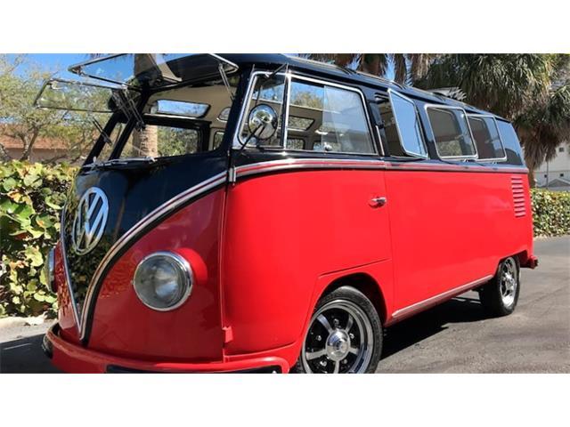 1961 Volkswagen Bus (CC-1436762) for sale in Sammamish, Washington