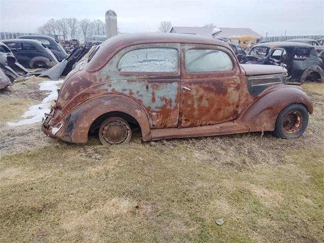1937 Ford 2-Dr Sedan (CC-1436763) for sale in Parkers Prairie, Minnesota