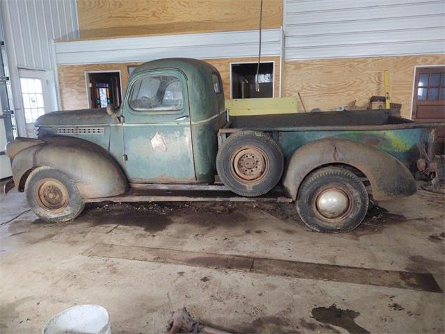1946 Chevrolet 3/4-Ton Pickup (CC-1436764) for sale in Parkers Prairie, Minnesota