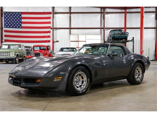 1981 Chevrolet Corvette (CC-1436767) for sale in Kentwood, Michigan
