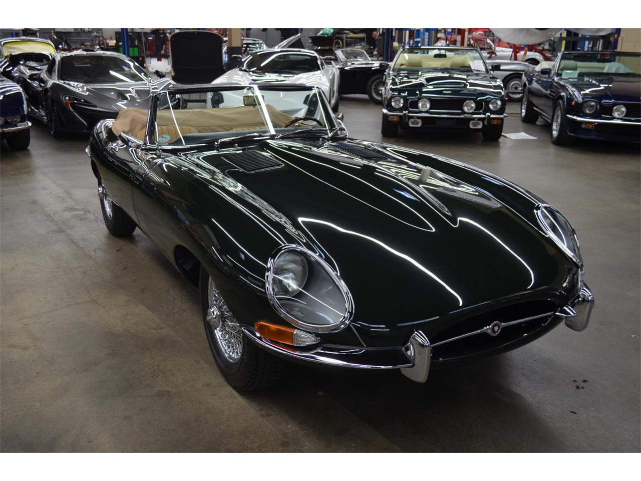 1967 Jaguar E-Type (CC-1430677) for sale in Huntington Station, New York