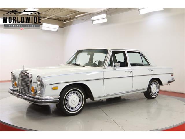 1970 Mercedes-Benz 280 (CC-1436772) for sale in Denver , Colorado