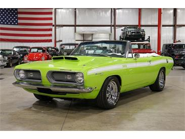 1968 Plymouth Barracuda (CC-1436773) for sale in Kentwood, Michigan