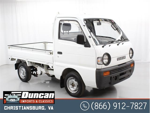 1994 Suzuki Carry (CC-1436774) for sale in Christiansburg, Virginia