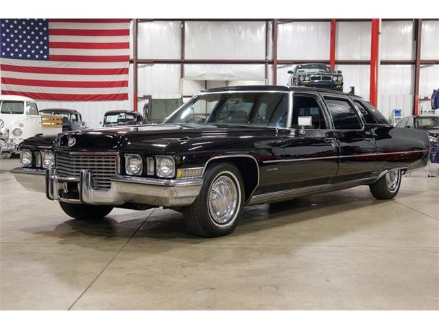 1972 Cadillac Fleetwood (CC-1436777) for sale in Kentwood, Michigan