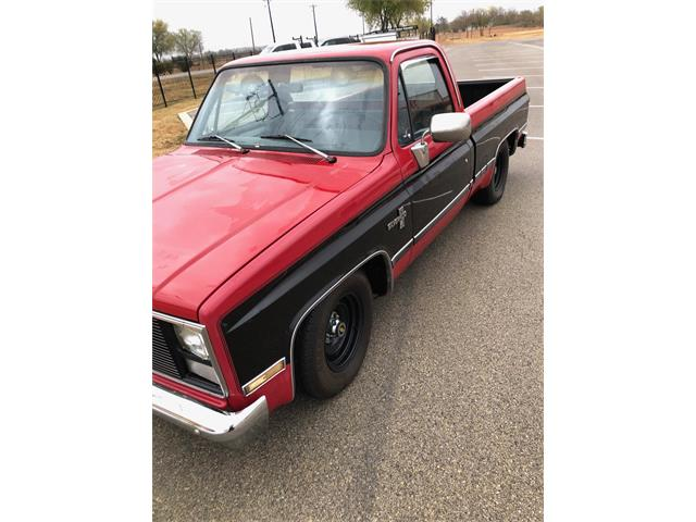 1986 Chevrolet C10 (CC-1430678) for sale in Canyon Lake, Texas