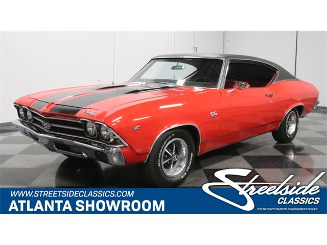 1969 Chevrolet Chevelle (CC-1436781) for sale in Lithia Springs, Georgia