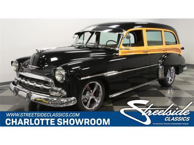 1952 Chevrolet Woody Wagon (CC-1436782) for sale in Concord, North Carolina