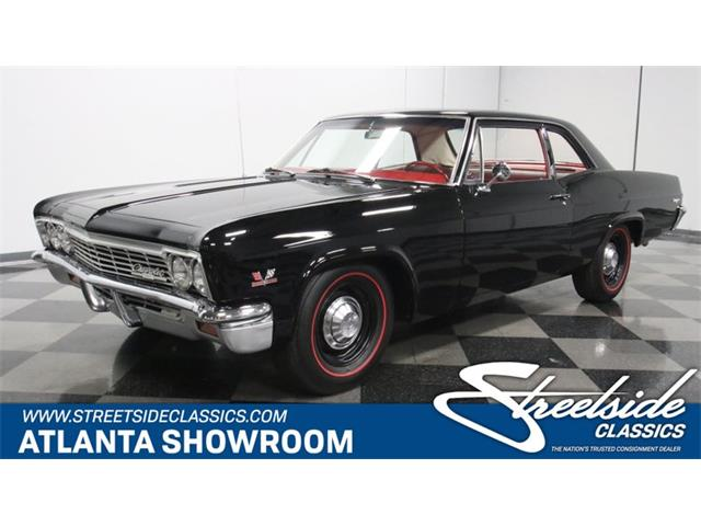 1966 Chevrolet Biscayne (CC-1436783) for sale in Lithia Springs, Georgia