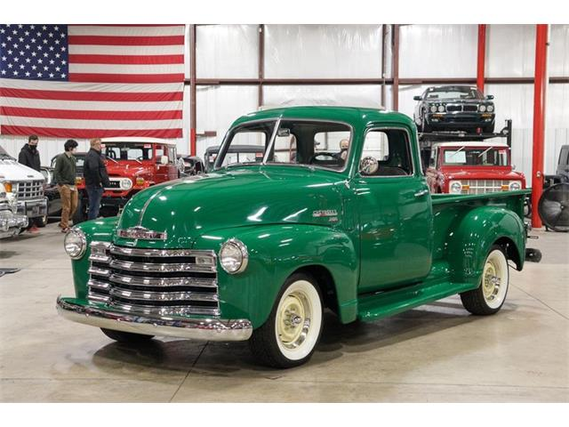 1949 Chevrolet 3100 (CC-1436786) for sale in Kentwood, Michigan