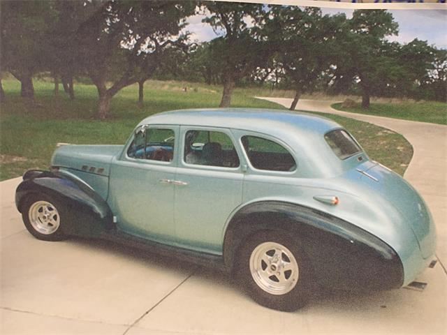 1940 Pontiac 4-Dr Sedan (CC-1430679) for sale in Greenville, South Carolina