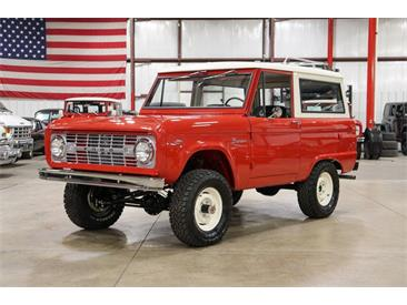 1973 Ford Bronco (CC-1436793) for sale in Kentwood, Michigan