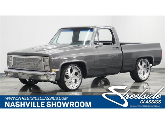 1981 Chevrolet C10 (CC-1436797) for sale in Lavergne, Tennessee