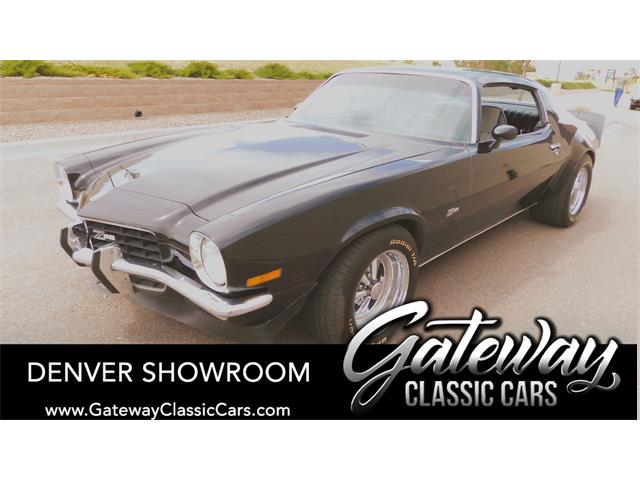 1973 Chevrolet Camaro (CC-1436803) for sale in O'Fallon, Illinois