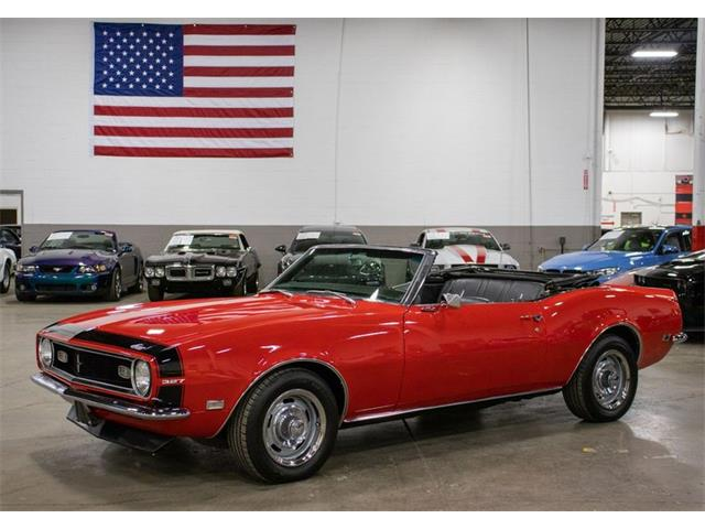 1968 Chevrolet Camaro (CC-1436805) for sale in Kentwood, Michigan