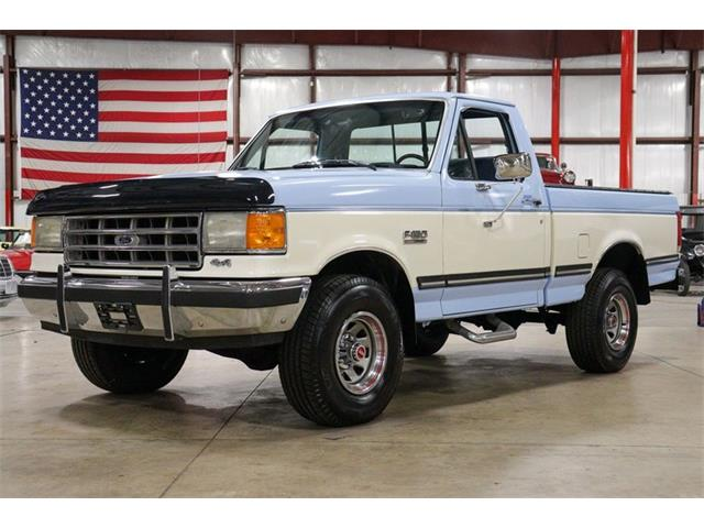 1987 Ford F150 (CC-1436810) for sale in Kentwood, Michigan