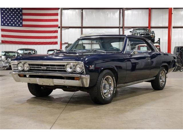 1967 Chevrolet Chevelle (CC-1436812) for sale in Kentwood, Michigan