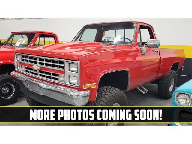 1986 Chevrolet Pickup (CC-1436814) for sale in Mankato, Minnesota