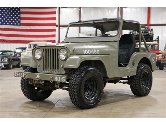 1960 Willys Jeep (CC-1436815) for sale in Kentwood, Michigan