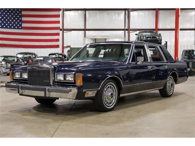 1989 Lincoln Town Car (CC-1436820) for sale in Kentwood, Michigan