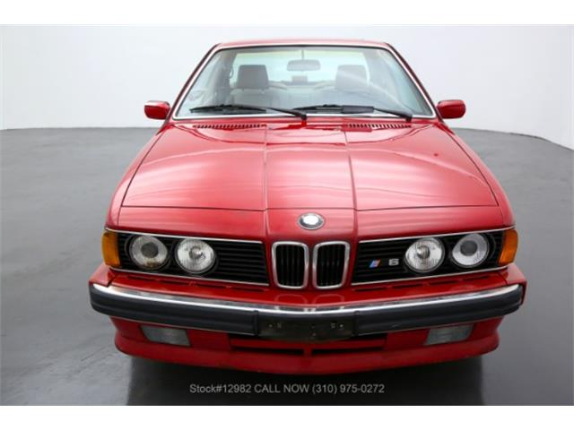 1988 BMW M6 (CC-1436825) for sale in Beverly Hills, California