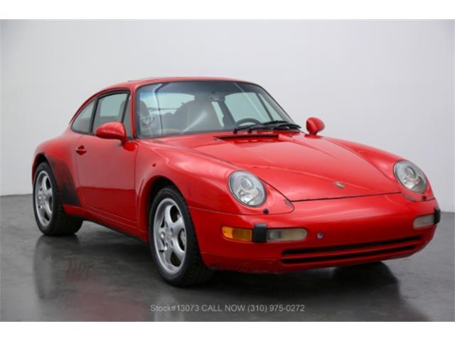 1995 Porsche 993 (CC-1436831) for sale in Beverly Hills, California