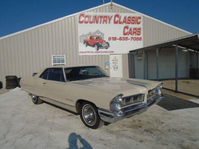 1965 Pontiac Grand Ville (CC-1436833) for sale in Staunton, Illinois
