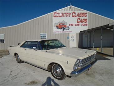 1966 Ford Galaxie 500 (CC-1436839) for sale in Staunton, Illinois