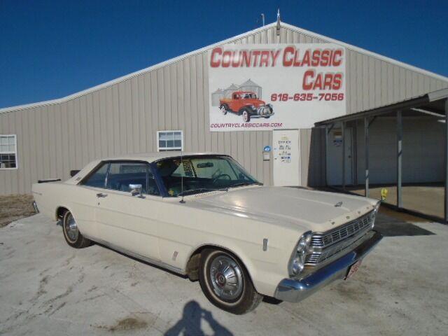 1966 Ford Galaxie 500 (CC-1436839) for sale in Staunton, Illinois