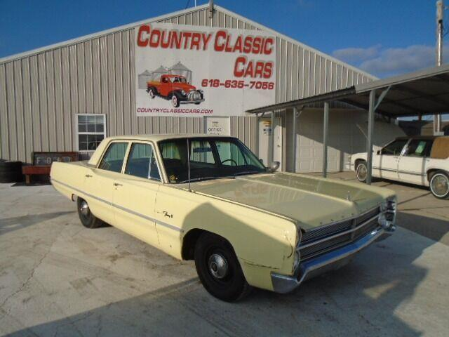 1967 Plymouth Fury (CC-1436842) for sale in Staunton, Illinois