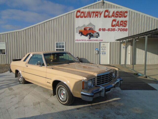 1976 Ford Granada (CC-1436843) for sale in Staunton, Illinois