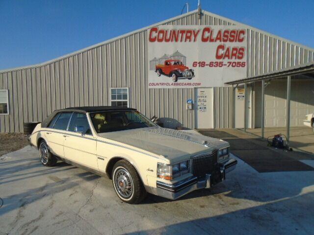 1983 Cadillac Seville (CC-1436845) for sale in Staunton, Illinois