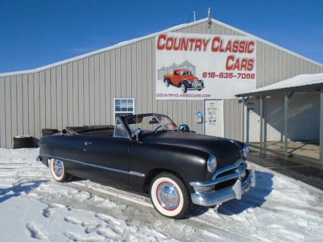 1950 Ford Convertible (CC-1436848) for sale in Staunton, Illinois