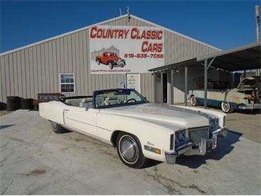 1972 Cadillac Eldorado (CC-1436850) for sale in Staunton, Illinois