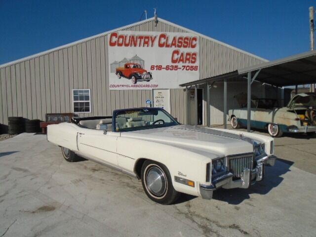 1972 Cadillac Eldorado (CC-1436850) for sale in Staunton, Illinois