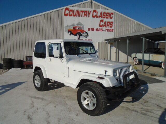 1989 Jeep Wrangler (CC-1436851) for sale in Staunton, Illinois